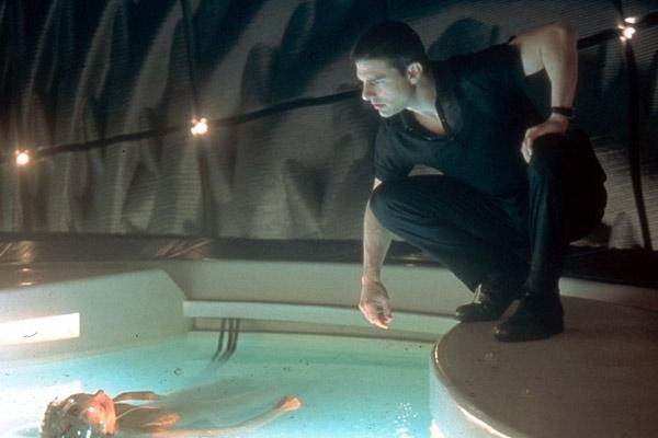 Tom Cruise in un'immagine di Minority Report