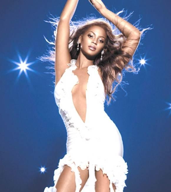 la popstar e attrice Beyoncè Knowles