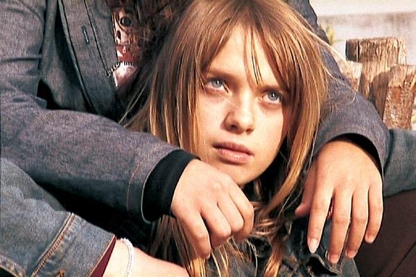 Sara Forestier in una scena de La schivata