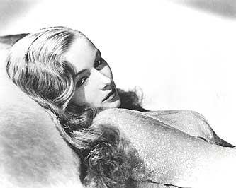 Una splendida Veronica Lake