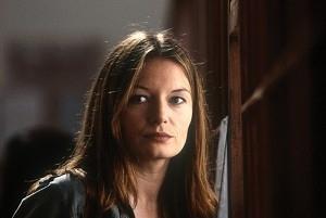 Catherine McCormack in una scena di Spy Game
