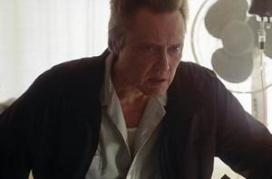 Christopher Walken in una scena di Man of fire