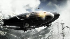 Una sequenza di Sky Captain and the World of Tomorrow