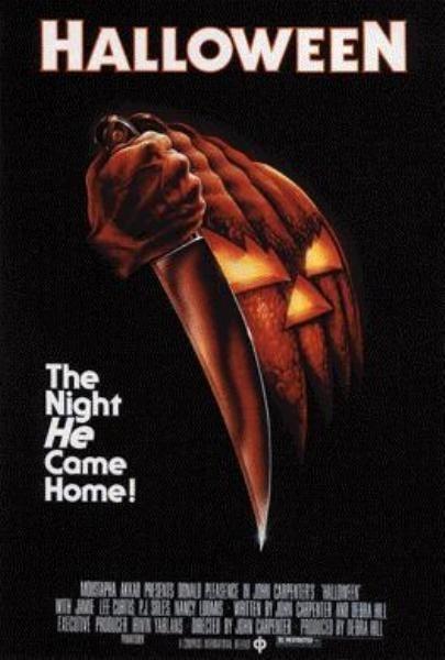 La locandina di Halloween - La Notte delle Streghe