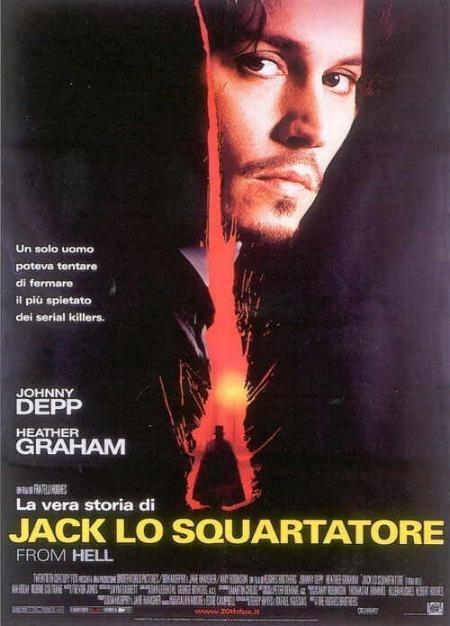 La locandina di La vera storia di Jack Lo Squartatore