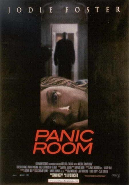 La locandina di Panic Room