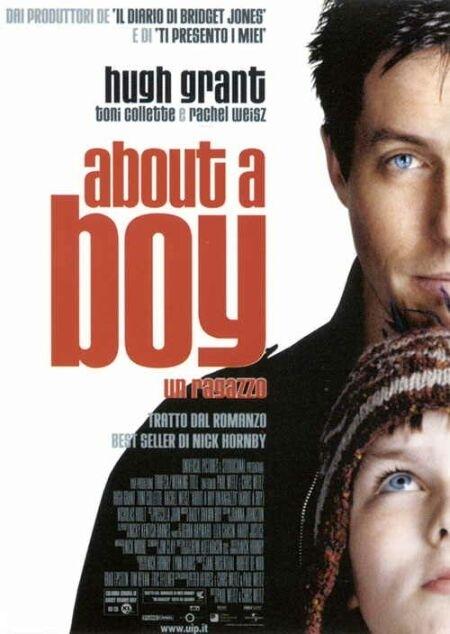 La locandina di About a boy - Un ragazzo
