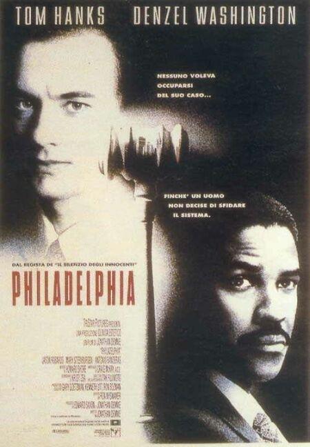 La locandina di Philadelphia