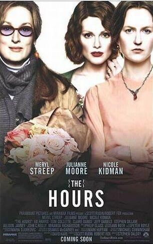 La locandina di The Hours