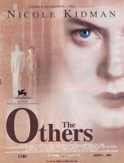 La locandina di The Others