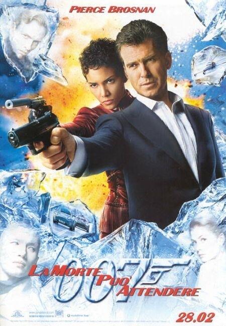 La locandina di 007 La morte può attendere