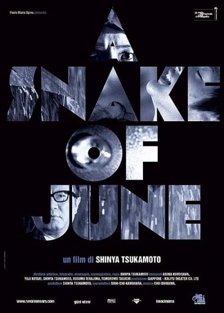 La locandina di A Snake of June