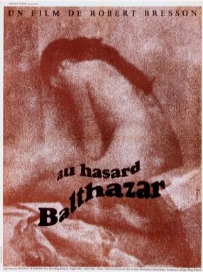 La locandina di Au hasard Balthazar