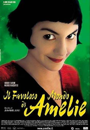 La locandina di Il favoloso mondo di Amélie