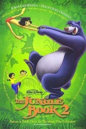 La locandina di Il libro della giungla 2
