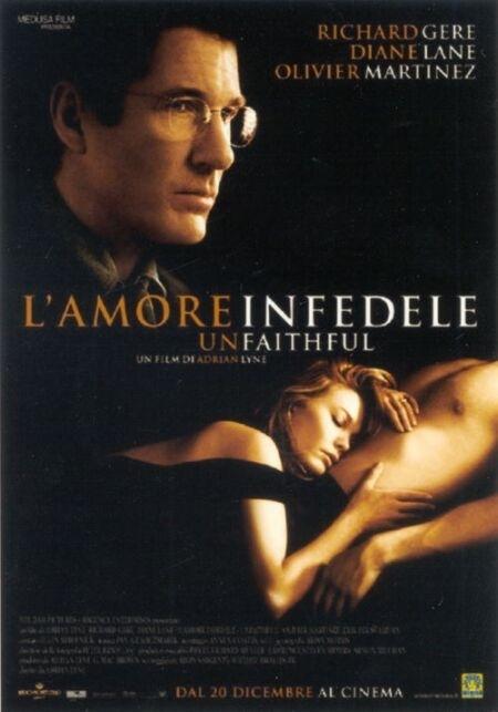 La locandina di L'amore infedele - Unfaithful