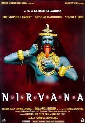 La locandina di Nirvana