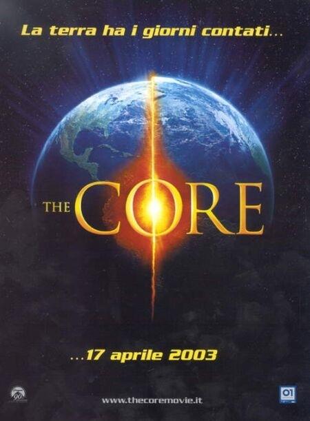 La locandina di The Core