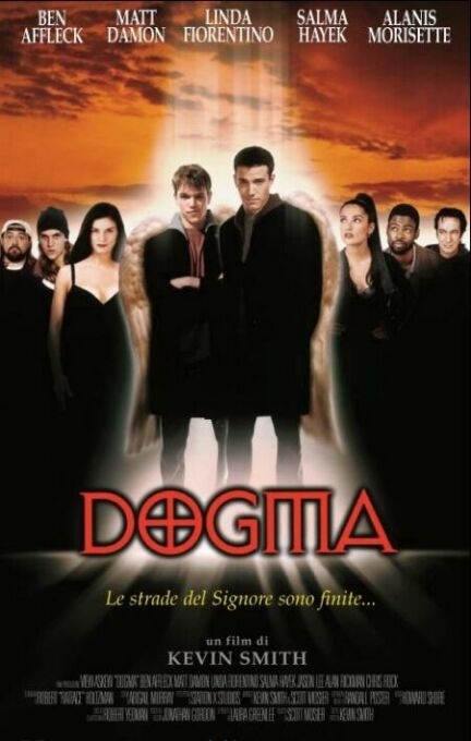 La locandina di Dogma