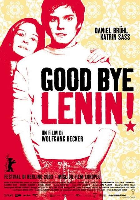 La locandina di Good Bye, Lenin!