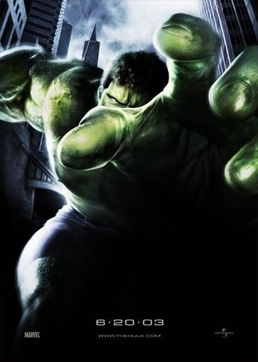 La locandina di Hulk