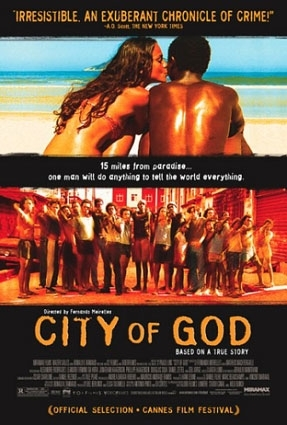 La locandina di La Città Di Dio - City Of God