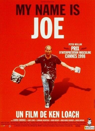 La locandina di My Name Is Joe