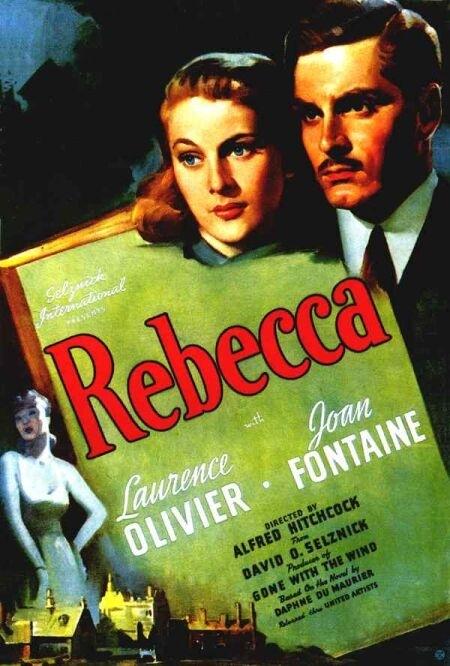 La locandina di Rebecca, la prima moglie