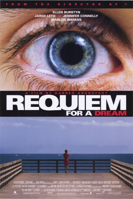 La locandina di Requiem for a Dream