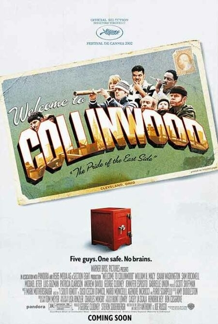 La locandina di Welcome To Collinwood