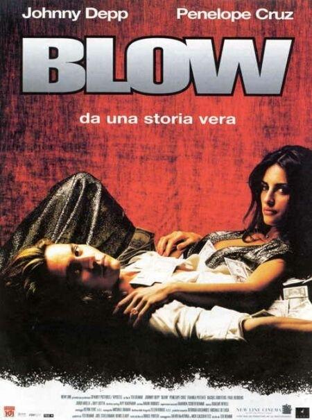 La locandina di Blow