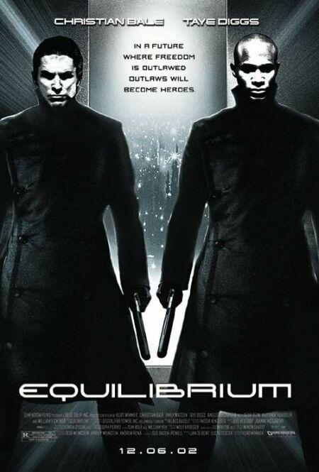 La locandina di Equilibrium