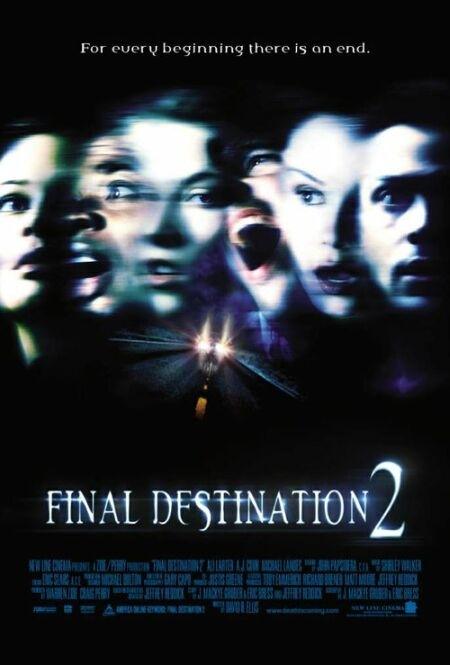 La locandina di Final Destination 2