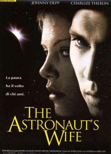 La locandina di The Astronaut's Wife