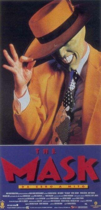 La locandina di The Mask - da zero a mito