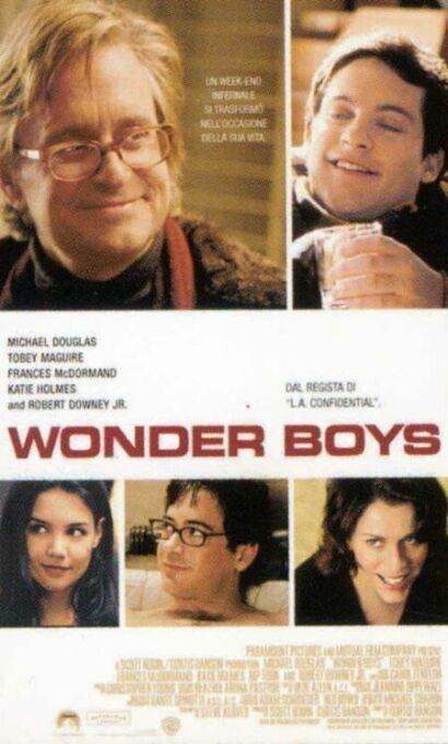 La locandina di Wonder Boys