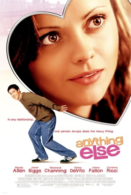 La locandina di Anything Else