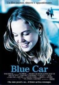 La locandina di Blue Car