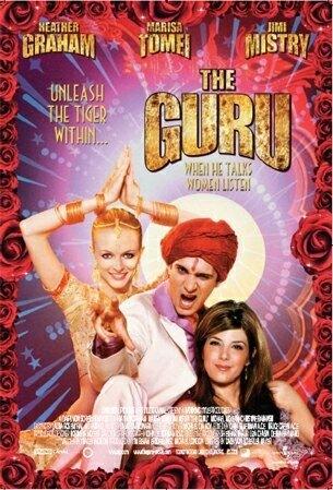 La locandina di Il guru