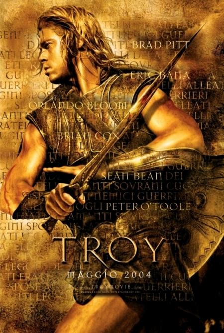 La locandina di Troy