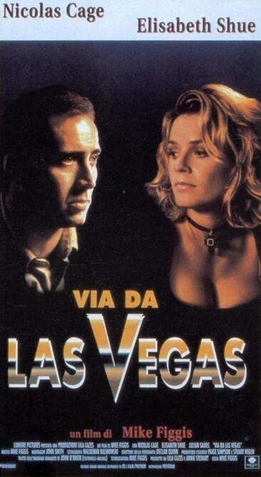 La locandina di Via da Las Vegas