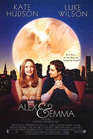 La locandina di Alex & Emma