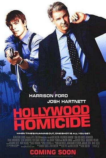 La locandina di Hollywood Homicide