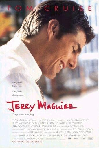La locandina di Jerry Maguire