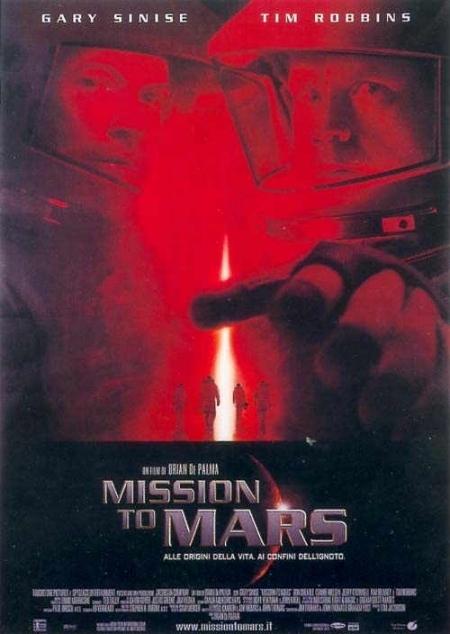 La locandina di Mission to Mars