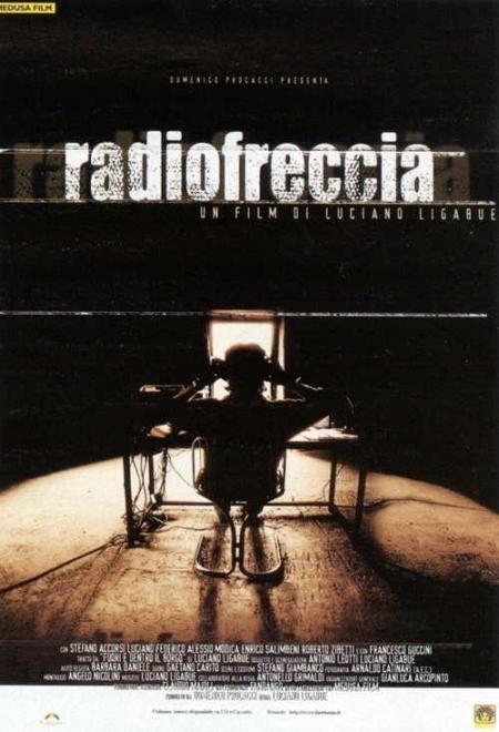La locandina di Radiofreccia