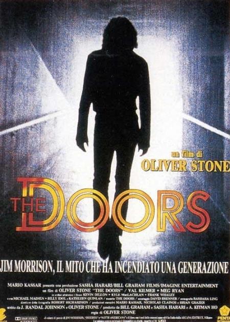 La locandina di The Doors