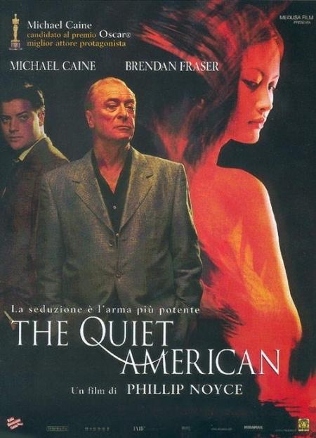 La locandina di The Quiet American