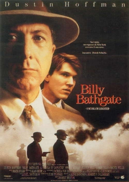 La locandina di Billy Bathgate