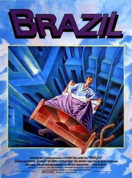 La locandina di Brazil